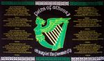 FIELDS OF ATHENRY - 5 X 3 FLAG